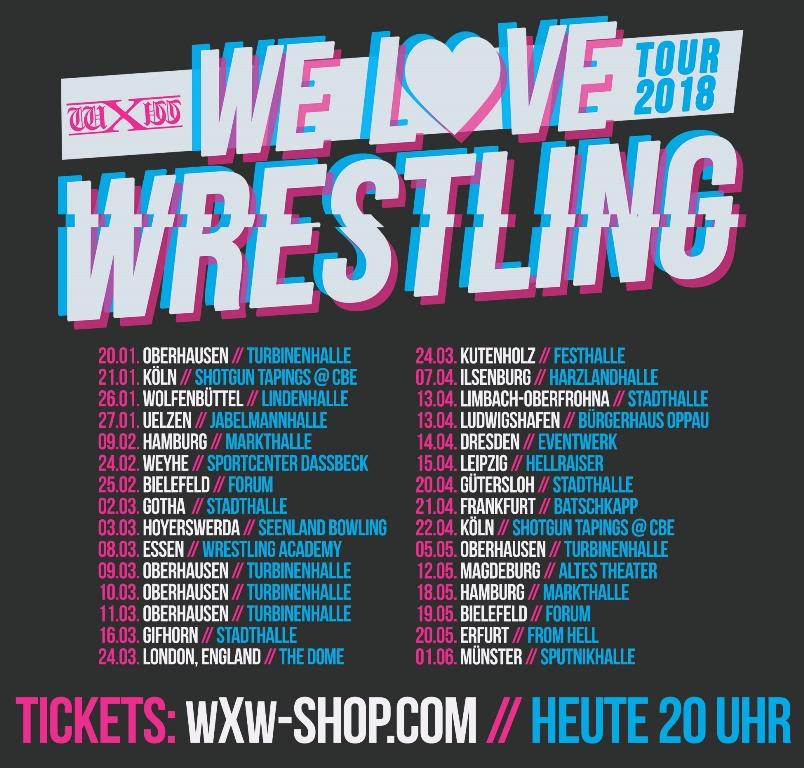 Neuigkeiten Wxw More Than Wrestling