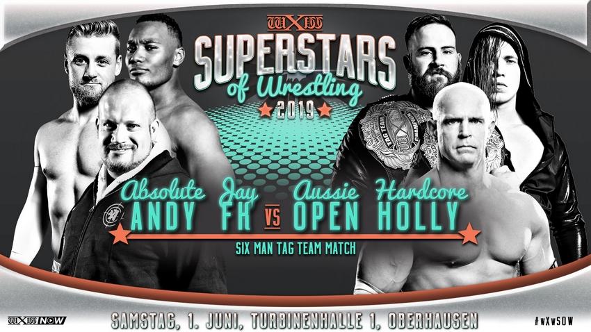 wXw Superstars of Wrestling