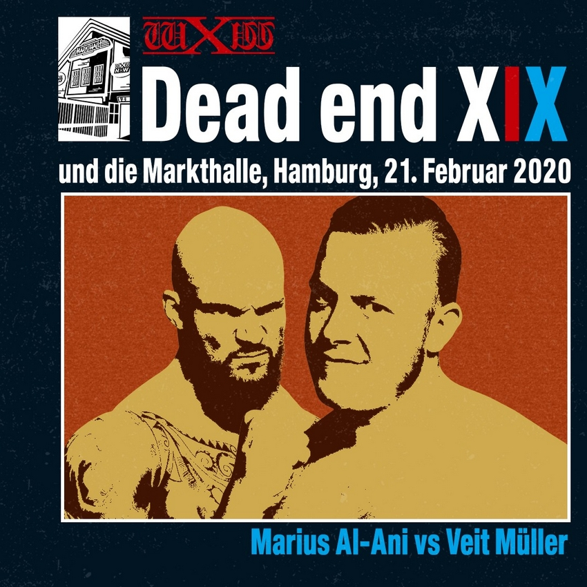 #Preview wXw Germany Presents Dead End XIX